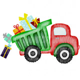 TR455 Christmas Presents Dump Truck