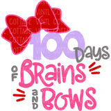 TR569 100 Days of Brains and Bows