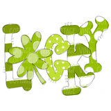 TR581 Lucky Doodle Word