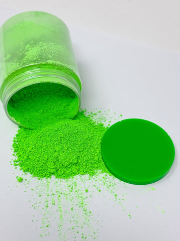 Acid Florescent Mica Powder