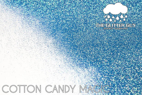 Cotton Candy Magic - Glitter Guy