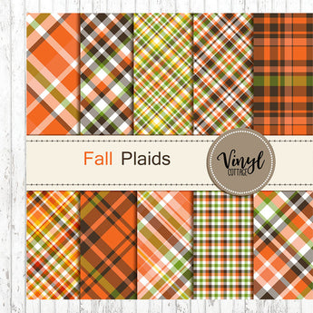 Plaid-Fall Plaid