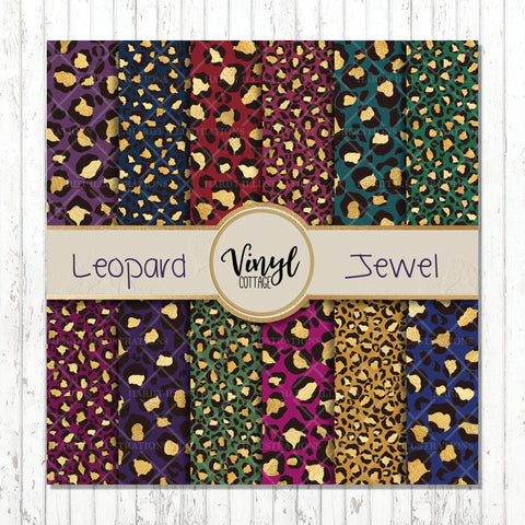 Leopard Jewel