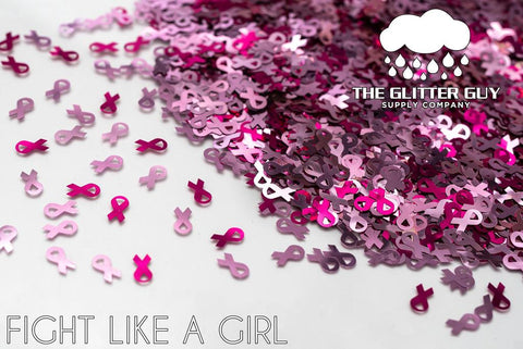 Fight Like a Girl - Glitter Guy