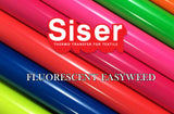 Siser Fluorescent HTV-Craft Vinyl