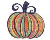 TR147 Colorful Pumpkin