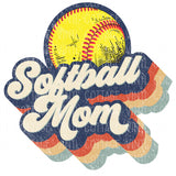 TR696 Softball Mom