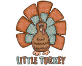 TR801 Little Turkey Boy