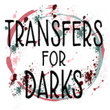 Transfers for Darks