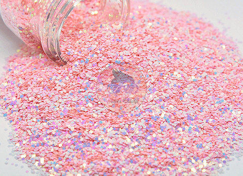 Pink Cadillac Chunky Color Shifting Glitter