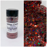 Voluptuous Mixology - Glitter Chimp