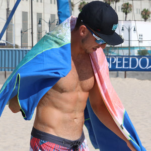 Paddle Out Ultra Functional Towel - TWL by NEONSUN