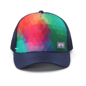 "Colorgasm - The ""All Day!"" Trucker Hat - NEONSUN"