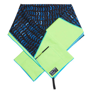 Green Machine Ultra Functional Towel - TWL by NEONSUN