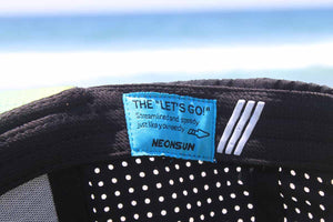 "Sneaky Sharks - The ""Let's Go!"" Hat - NEONSUN"