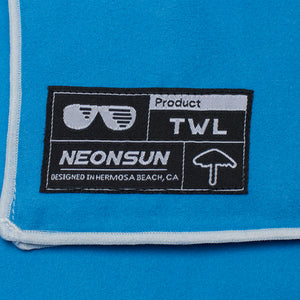 Santa Monica Ultra Functional Towel - TWL by NEONSUN
