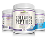 Image of Pure Hydrolyzed Collagen Peptides (20oz - 567 grams) | 100% Grass-Fed & Pasture Raised, Certified Paleo Friendly, Non-GMO and Gluten Free - Unflavored and Easy to Mix