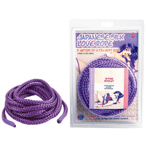 1014426 - Japanese Silk Love Rope