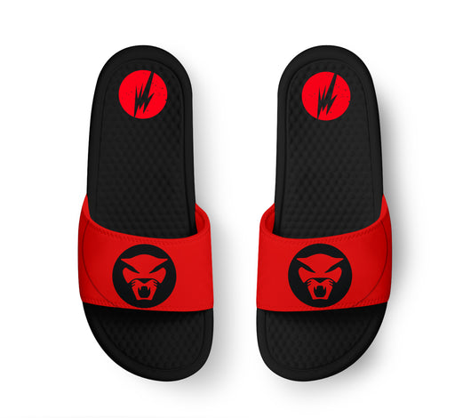 Thundercat Slides - Red Strap