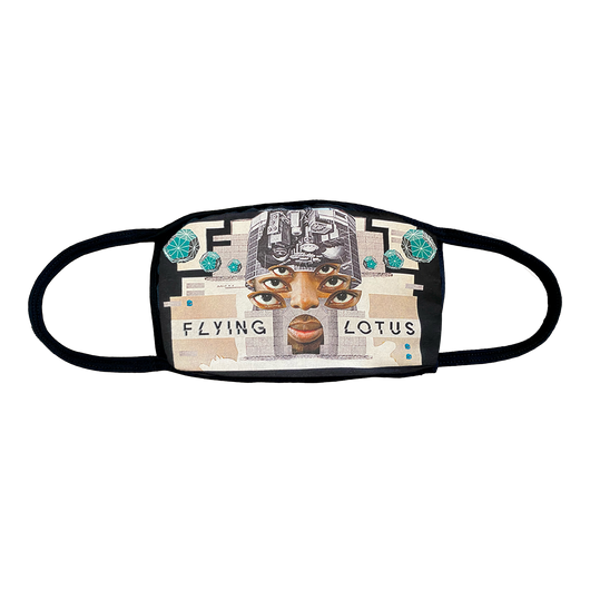 Flying Lotus Facemask