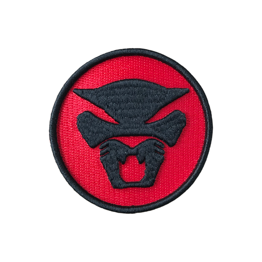 Thundercat 3D Patch - Red+Black