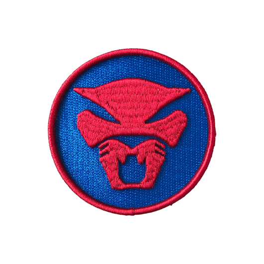 Thundercat 3D Patch - Red + Blue