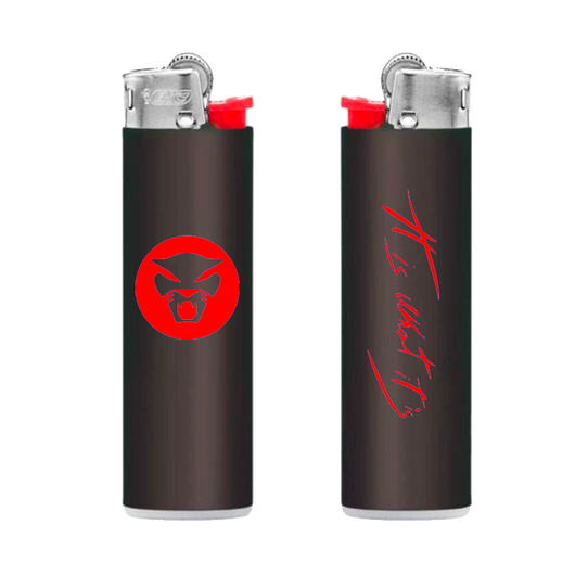 IIWII Lighter - Black
