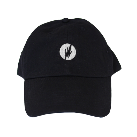Black/White Brainfeeder Logo Hat