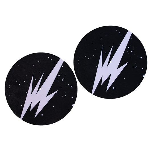 Brainfeeder Logo Slipmats (Set of 2)