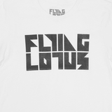White 3M Flying Lotus Logo Tee