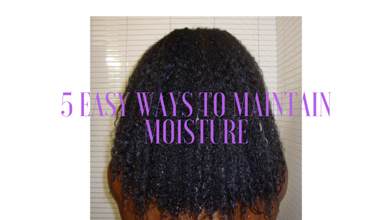 5 Easy Ways To Maintain Moisture