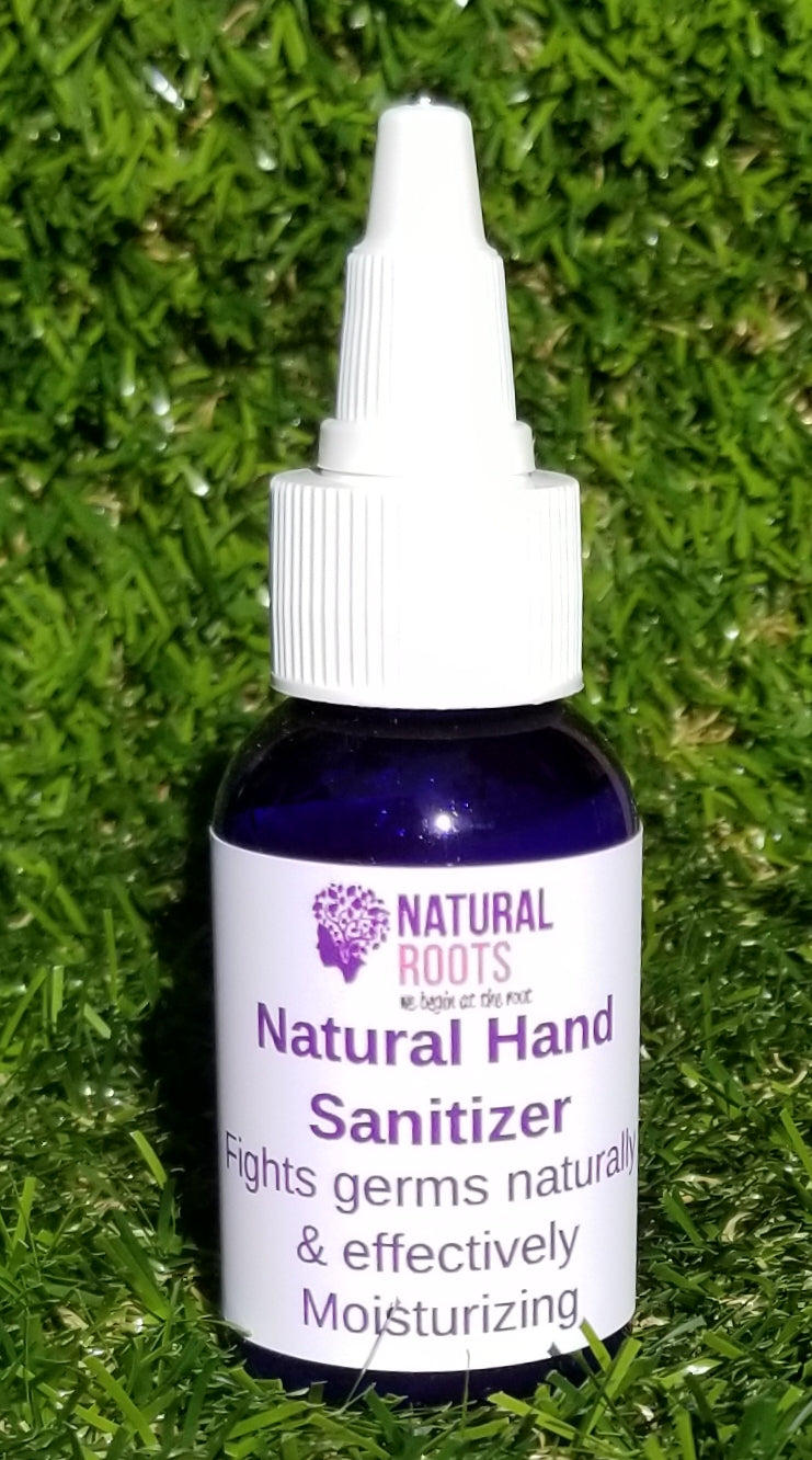 Natural Hand Sanitizer  (3 pack)