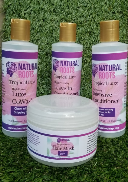 High Porosity Luxe Kit
