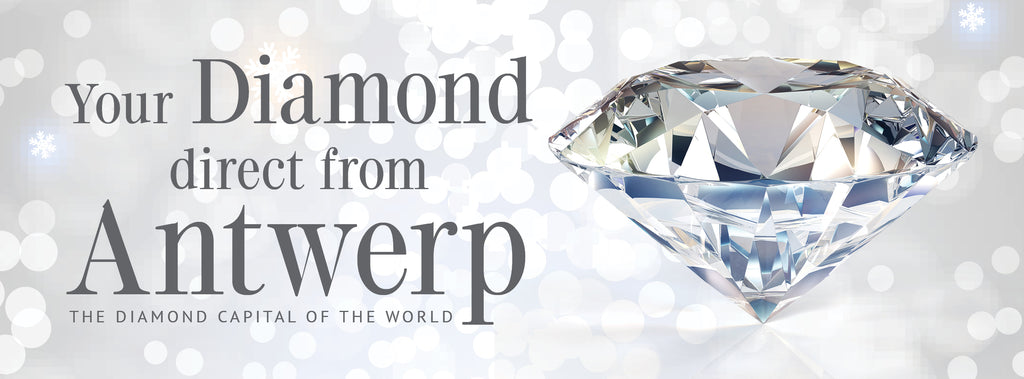 Your Diamond direct from Antwerp