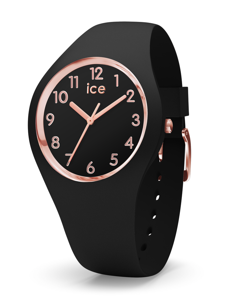 Glam Black Rose Gold - Numbers