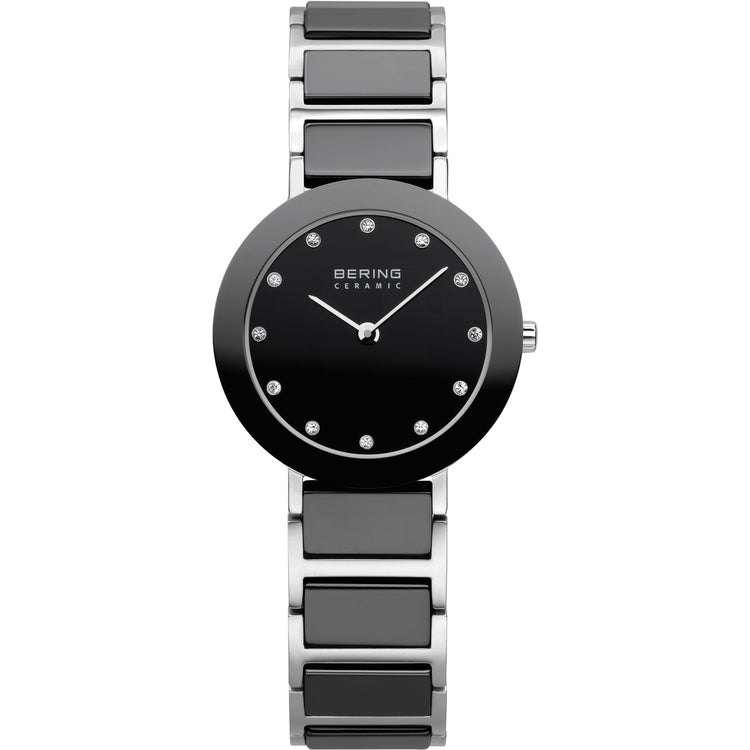 Ceramic Black Watch