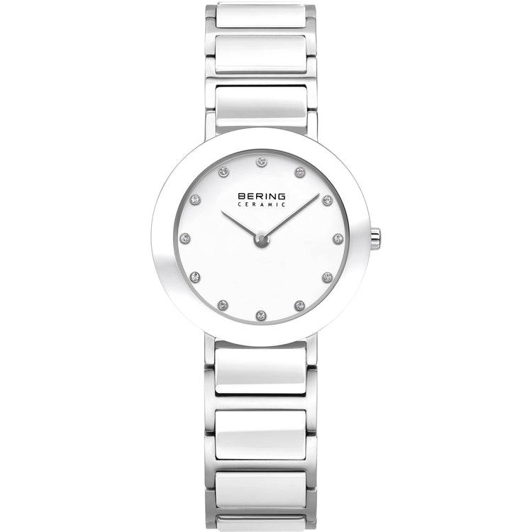 Ceramic White Watch