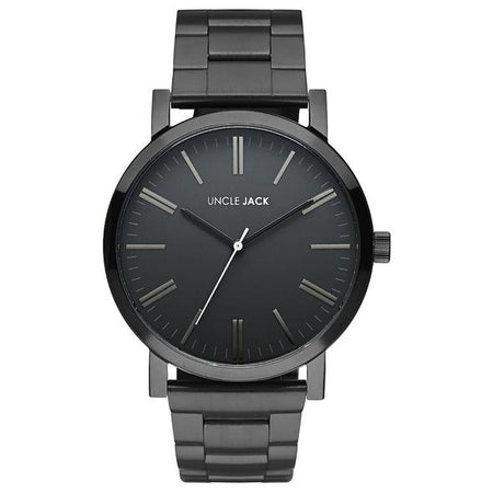 Jet Black Watch
