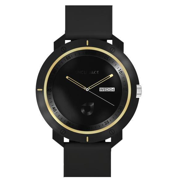 Magnetic Gold Watch