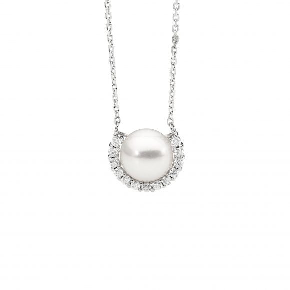 Sitting Pearl Necklace