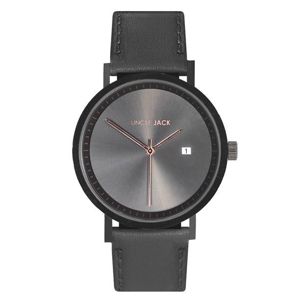 Titanium Black Watch