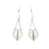 Kite Shaped Earrings