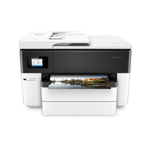 HP Officejet Pro 7740 with iBlock CISS