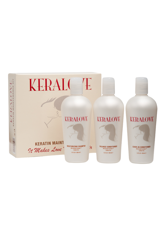 Keratin Care Maintenance Kit - Keralove