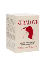 Keratin Kit for Resistant Hair