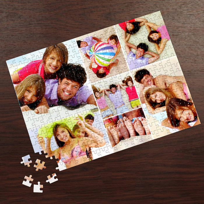 Photo Collage Puzzle