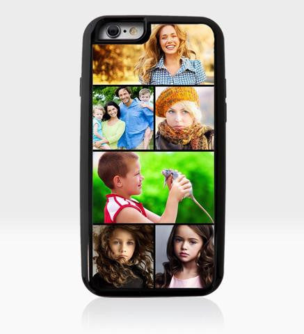 Six Photo Collage Template For Iphone
