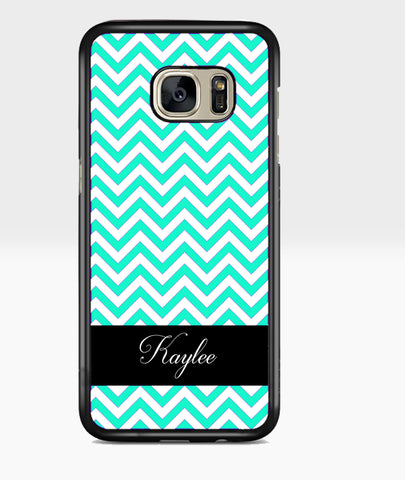 Teal Chevron Case