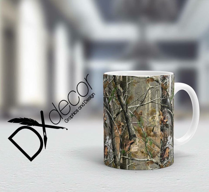 Camouflage Coffee Mug - Dxdecor