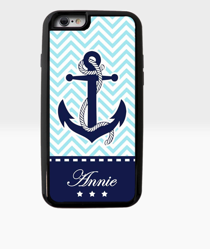Refuse to Sink Anchor with Name - Dxdecor